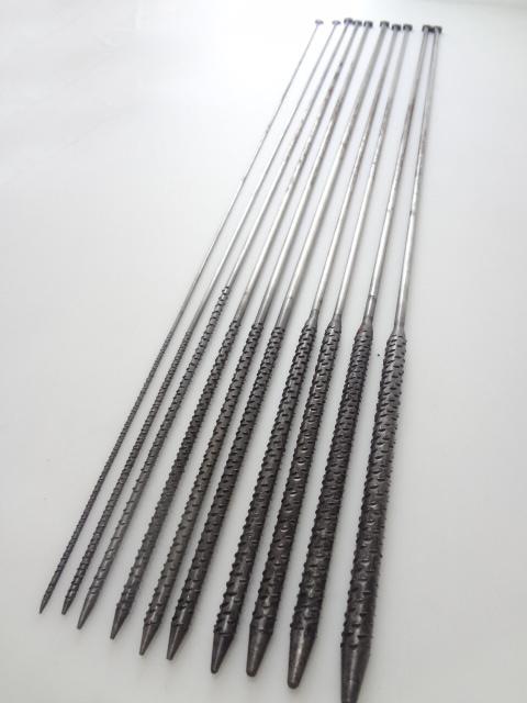 長丸ヤスリ 和竿工具