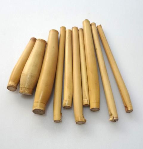 らっきょ竹10個セット|楽しい和竿作りショップ釣具のkase