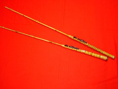 【布袋竹の筏竿】
