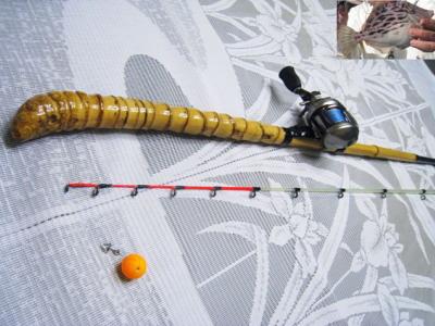 カワハギ竿