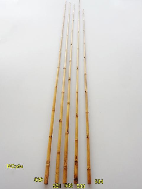 たなご竿用矢竹yta530-534